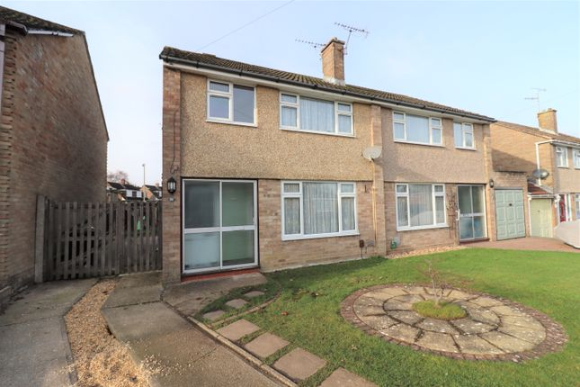 3 bed semi-detached house to rent in Allen Road, Hedge End, Southampton SO30