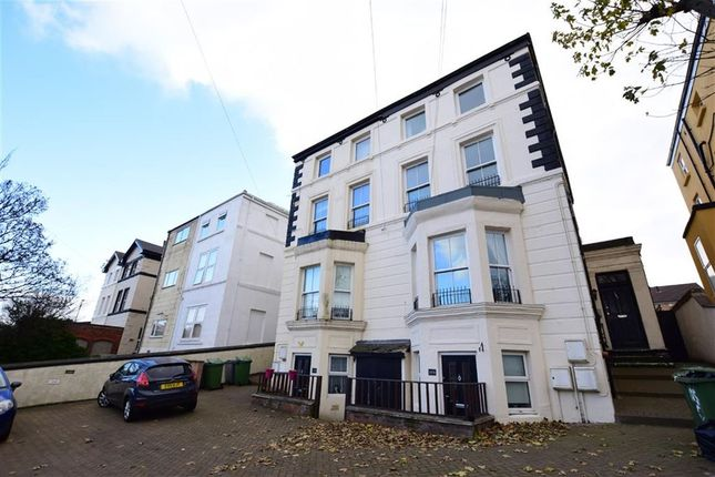 Thumbnail Flat to rent in Victoria Road, Wallasey, Merseyside