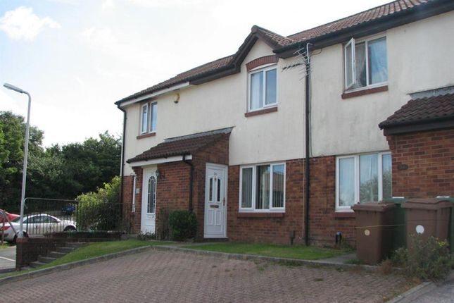 Thumbnail Property to rent in Battershall Close, Plymstock, Plymouth