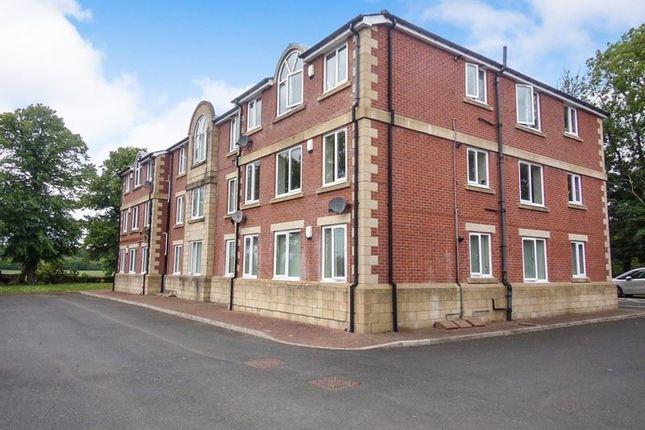 2 bed flat to rent in Bebside Road, Blyth NE24