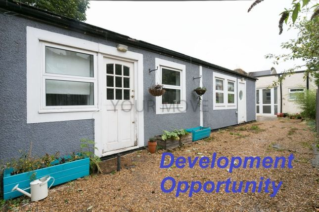 Thumbnail Bungalow for sale in A Park Road, Leyton, London