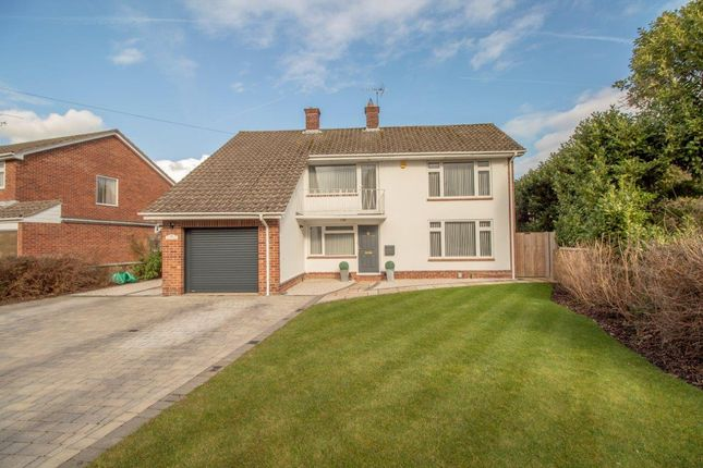 Thumbnail Detached house for sale in Portacre Rise, Basingstoke