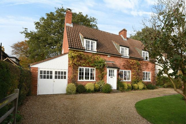 Thumbnail Cottage for sale in Village Road, Bromham, Bedford