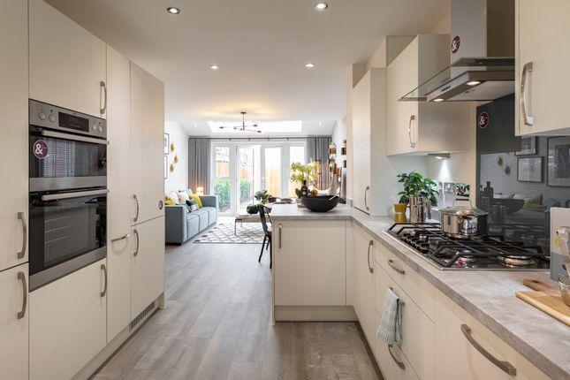 Thumbnail Semi-detached house for sale in Off Welsh Road, Deeside, Flintshire