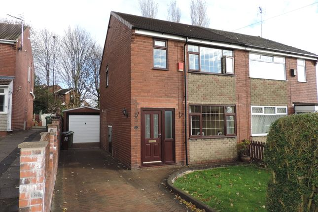 Thumbnail Semi-detached house to rent in Oak Avenue, Royton, Oldham
