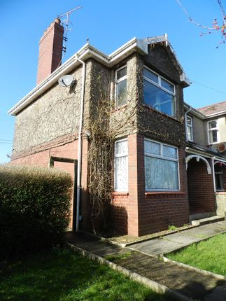 Thumbnail Semi-detached house for sale in Crowhill, Haverfordwest, Pembrokeshire