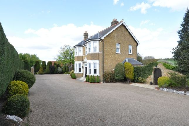 Thumbnail Detached House For Sale In Gravel Lane Chigwell