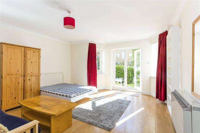 Thumbnail Flat to rent in Fuller Close, London
