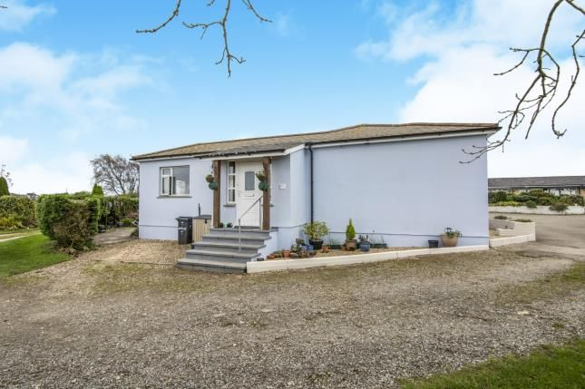 Thumbnail Bungalow for sale in Looe, Cornwall, United Kingdom