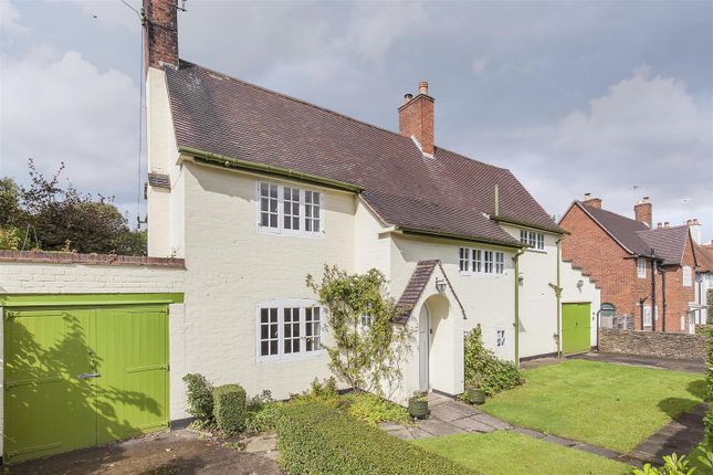 Thumbnail Detached house for sale in Storrs Road, Brampton, Chesterfield