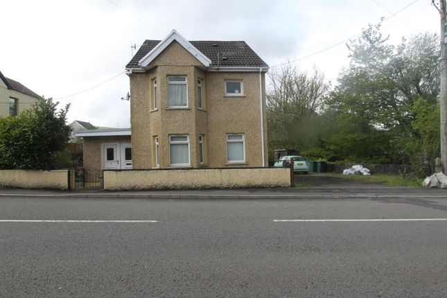 Thumbnail Detached house for sale in Heol Y Gors, Cwmgors, Ammanford