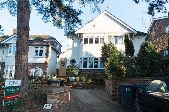 Thumbnail Semi-detached house for sale in Myddleton Road, Ware