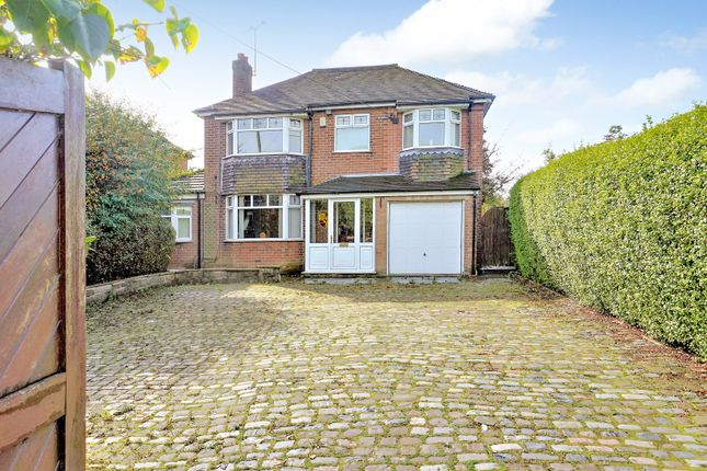 Thumbnail Detached house for sale in Kingsley Road, Stoke-On-Trent