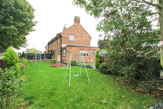 Front Garden of The Hill, Glapwell, Chesterfield S44