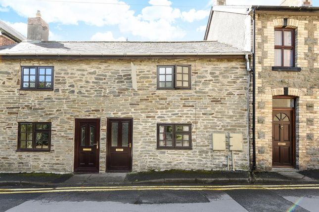 Thumbnail Terraced house for sale in Knighton, Powys