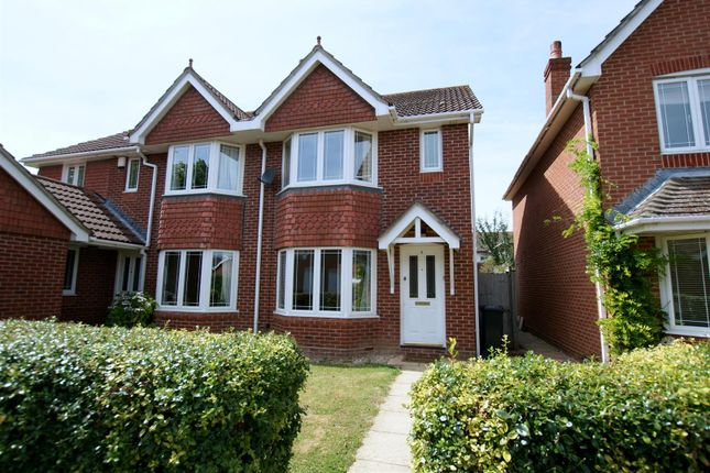 Thumbnail Property for sale in Grebe Close, Westbourne, Emsworth
