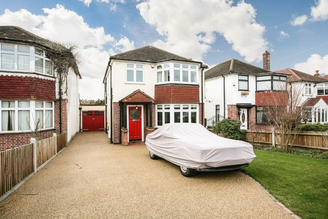 Thumbnail Detached house to rent in Horn Park Lane, London
