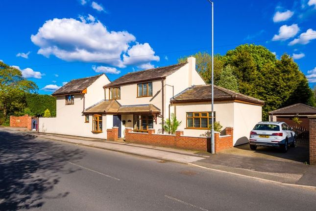 Thumbnail Detached house for sale in St. Johns Road, Lostock, Bolton