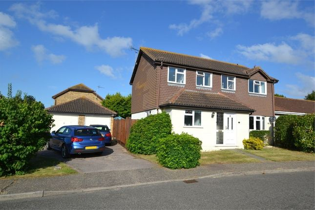 Thumbnail Detached house for sale in Grasmere Gardens, Kirby Cross, Frinton-On-Sea, Essex