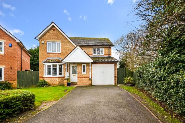 Thumbnail Detached house for sale in 52 Wisteria Drive, Healing, Grimsby
