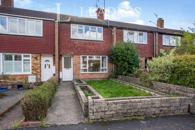Thumbnail Terraced house to rent in Connaught Crescent, Brookwood, Woking