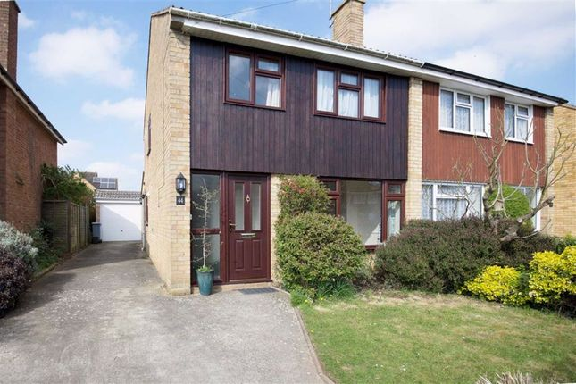 Thumbnail Property to rent in Abelwood Road, Long Hanborough, Witney