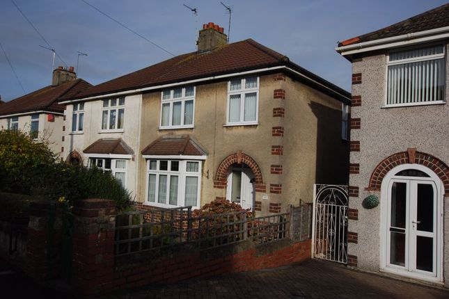 3 bed semi-detached house for sale in Mackie Road, Filton, Bristol BS34