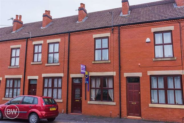 Thumbnail Terraced house to rent in Hesketh Street, Leigh, Lancashire