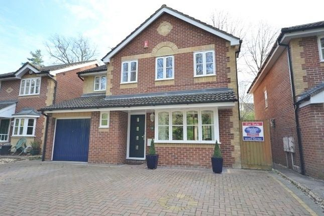 Thumbnail Detached house for sale in Ewelme Close, Dursley