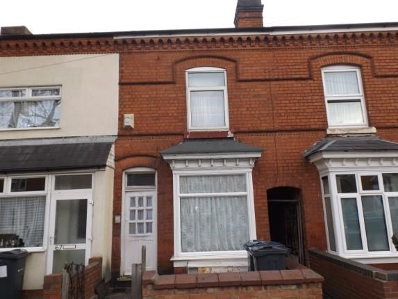Thumbnail Terraced house for sale in Pretoria Road, Bordesley Green, Birmingham, West Midlands