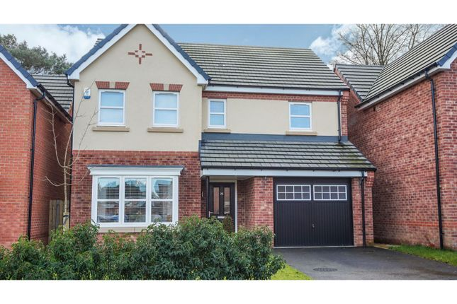 Thumbnail Detached house for sale in Noble Crescent, Wetherby