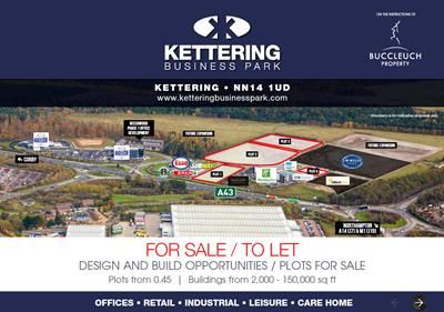 Thumbnail Office for sale in Kettering Business Park, Cherry Hall Road, North Kettering Business Park, Kettering, Northamptonshire