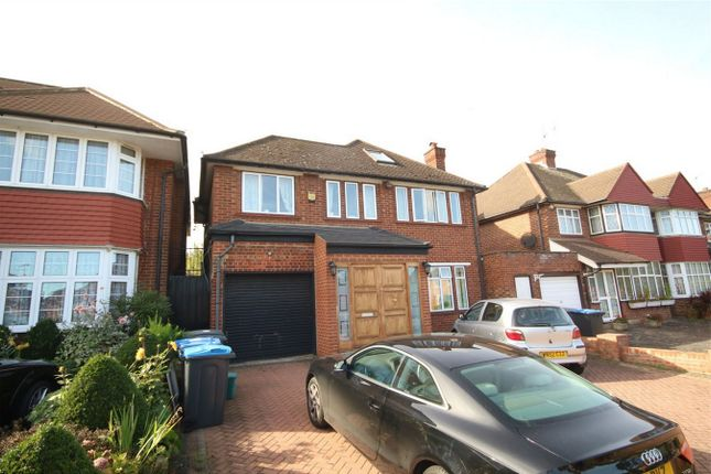 Thumbnail Detached house for sale in The Paddocks, Wembley, Greater London