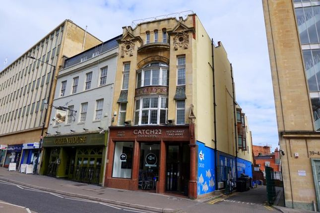 Thumbnail Flat to rent in College Green, City Centre, Bristol