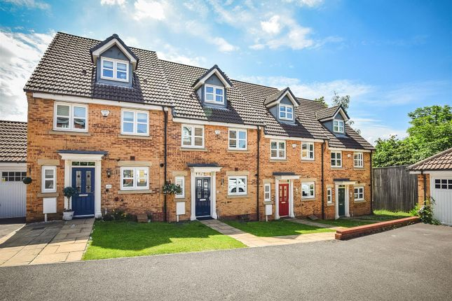 4 bed town house for sale in Highfields Park Drive, Darley Abbey, Derby DE22