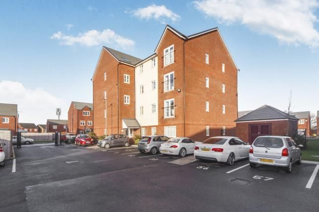 Thumbnail Flat for sale in Cunningham Court, St. Helens, Merseyside