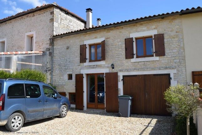 3 bed property for sale in Ruffec, Poitou-Charentes, 16700, France