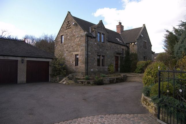 Thumbnail Cottage for sale in Hallfields Rise, Shirland, Alfreton, Derbyshire