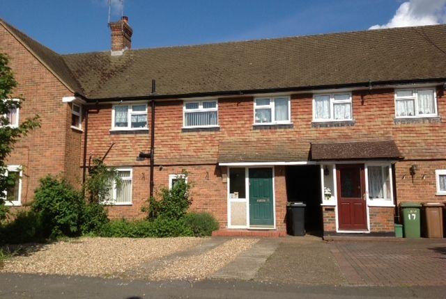 Thumbnail Terraced house for sale in Marsh Avenue, Epsom