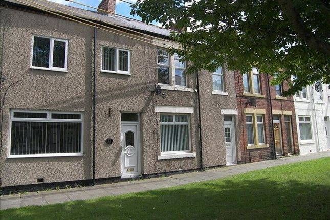 Thumbnail Terraced house to rent in Harrow Street, Shiremoor, Newcastle Upon Tyne