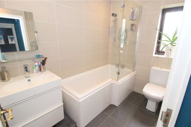 Bathroom of Brackley Drive, Spondon, Derby DE21
