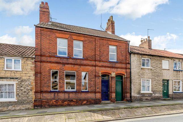 Thumbnail Terraced house for sale in Newbiggin, Malton