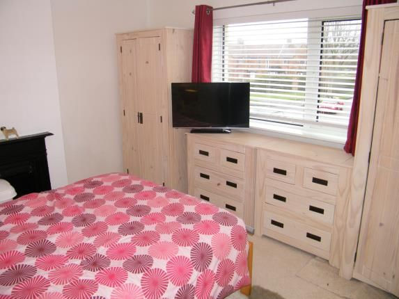 Bedroom One of Selworthy Drive, Crewe, Cheshire CW1