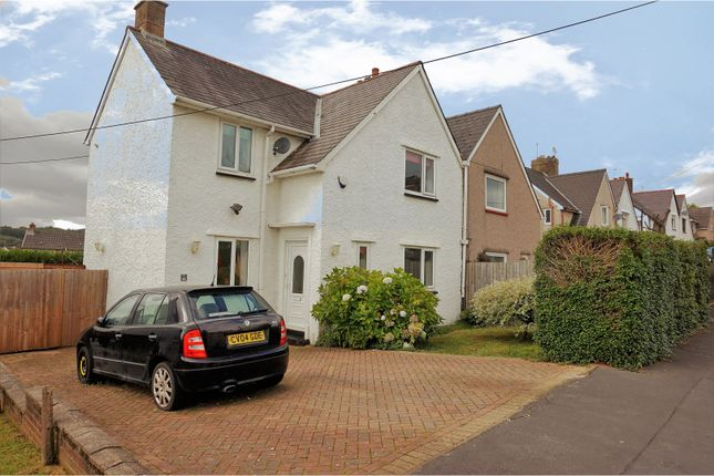 Thumbnail Semi-detached house for sale in The Uplands, Newport