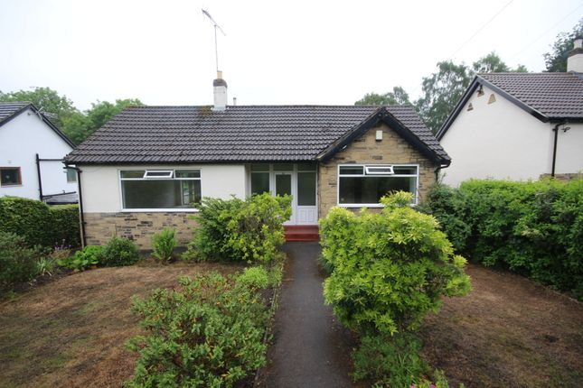Thumbnail Bungalow to rent in Oakwood, Leeds, West Yorkshire
