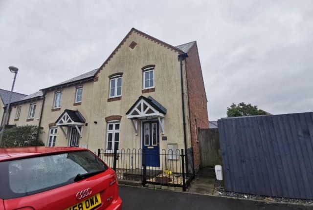 Thumbnail Terraced house to rent in Yr Hen Gorlan, Gowerton, Swansea