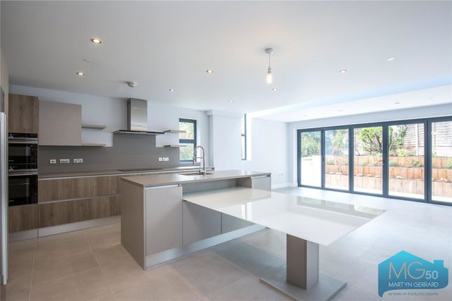Thumbnail Detached house for sale in Loring Road, Whetstone, London