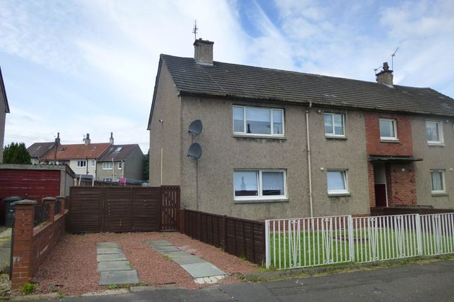 Thumbnail Flat for sale in Kelso Quadrant, Coatbridge