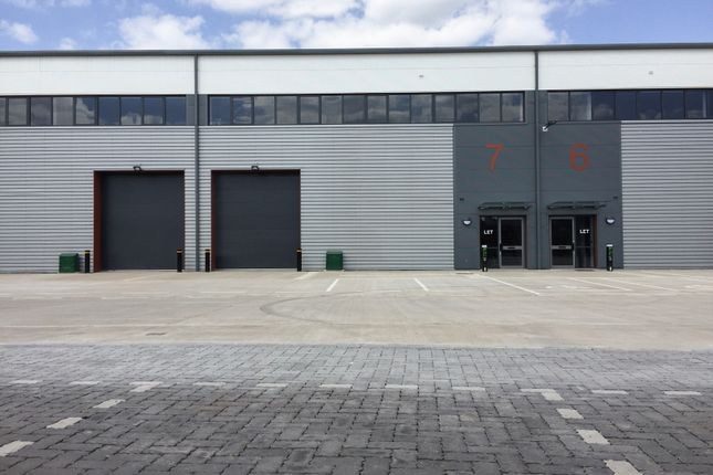 Thumbnail Warehouse to let in Unit 7 Vertex Business Park, Lyde Green, Emersons Green, Bristol