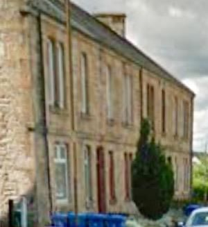 Thumbnail Flat to rent in Elliot Terrace, Falkirk, Stirlingshire